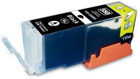 COMPATIBLE CANON - PGI-550XL Noire (22 ml) Cartouche générique avec puce