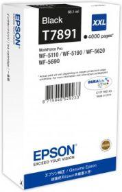 EPSON ORIGINAL - Epson 79 XXL Noir (4000 pages) Cartouche de marque