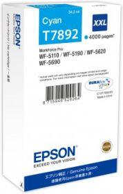 EPSON ORIGINAL - Epson 79 XXL Cyan (4000 pages) Cartouche de marque