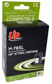 UPRINT - UPrint 78XL Couleurs (45 ml)  Cartouche remanufacturée HP Qualité Premium