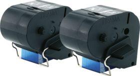 RECYCLE  DOC'UP FRAMA - POWERMAIL Cassettes originales recyclées Frama® (lot de 2 cassettes)