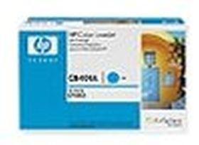 RECYCLE HP - 642A / CB401A Cyan (7500 pages) Toner remanufacturé avec puce