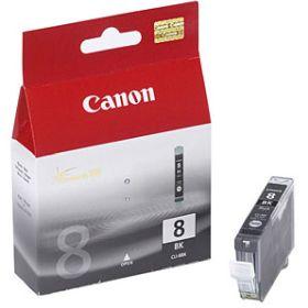 CANON ORIGINAL - Canon CLI8 BK noire (13 ml) Cartouche de marque