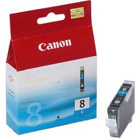 CANON ORIGINAL - Canon CLI8 cyan (13 ml) Cartouche de marque