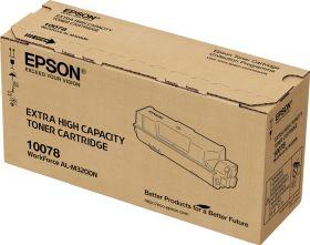 EPSON ORIGINAL - Epson 10078 Noir (13300 pages) Cartouche de toner de marque