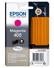 EPSON ORIGINAL - Epson 405 Magenta Cartouche d'encre de marque Epson série Valise