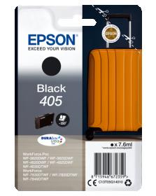EPSON ORIGINAL - Epson 405 Noir Cartouche d'encre de marque Epson série Valise