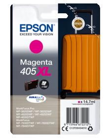 EPSON ORIGINAL - Epson 405XL Magenta Cartouche d'encre de marque Epson série Valise