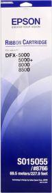EPSON ORIGINAL - Epson S015055 Noir (15MC) Ruban encreur de marque