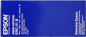 EPSON ORIGINAL - Epson ERC-31B Noir Pack de 10 rubans encreur de marque