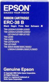 EPSON ORIGINAL - Epson ERC-38B Noir Pack de 10 rubans encreur de marque