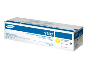 SAMSUNG ORIGINAL - Samsung Y6072 Jaune (15000 pages) Toner de marque
