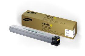 SAMSUNG ORIGINAL - Samsung Y806S Jaune (30000 pages) Toner de marque