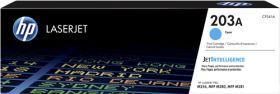 HP ORIGINAL - HP 203A / CF-541A Cyan (1300 pages) Toner de marque