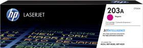 HP ORIGINAL - HP 203A / CF-543A Magenta (1300 pages) Toner de marque