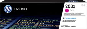 HP ORIGINAL - HP 203X / CF-543X Magenta (2500 pages) Toner de marque