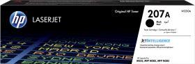 HP ORIGINAL - HP 207A / W2210A Noir (1350 pages) Toner de marque