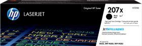 HP ORIGINAL - HP 207X / W2210X Noir (3150 pages) Toner de marque