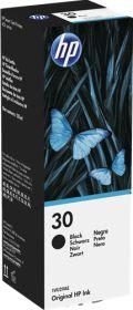 HP ORIGINAL - HP 30 Noir (135 ml) Bouteille recharge d'encre de marque 1VU29AE