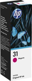HP ORIGINAL - HP 31 Magenta (70 ml) Bouteille recharge d'encre de marque 1VU27AE