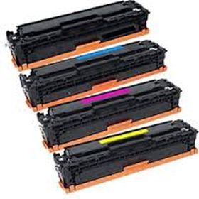 COMPATIBLE HP - 410X Lot de 4 toners génériques