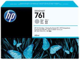 HP ORIGINAL - HP 761 / CM995A Gris (400 ml) Cartouche de marque