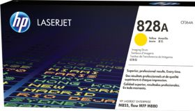 HP ORIGINAL - HP 828A / CF-364A Jaune (30000 pages) Tambour de marque