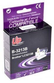 UPRINT/ QUALITE PREMIUM - UPrint LC-3213 Noire Cartouche compatible Brother Qualité Premium