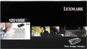 LEXMARK ORIGINAL - Lexmark 12016SE Noir (2000 pages) Toner de marque