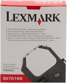 LEXMARK ORIGINAL - Lexmark 11A3540 / 3070166 (4MC) Ruban noir de marque