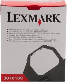 LEXMARK ORIGINAL - Lexmark 11A3550 / 3070169 Ruban noir de marque