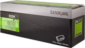LEXMARK ORIGINAL - Lexmark 522H / 52D2H00 Noir (25000 pages) Toner de marque