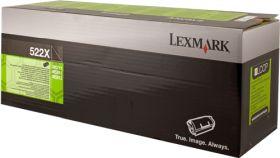 LEXMARK ORIGINAL - Lexmark 522X / 52D2X00 Noir (45000 pages) Toner de marque