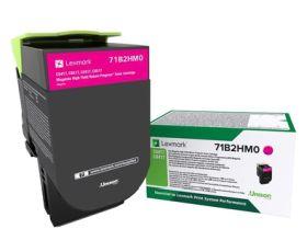 LEXMARK ORIGINAL - Lexmark 71B2HM0 Magenta (3500 pages) Cartouche de toner