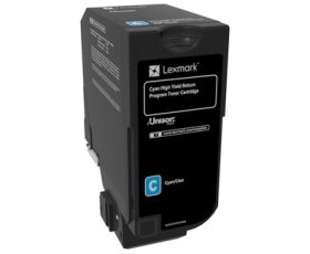 LEXMARK ORIGINAL - Lexmark 84C2HC0 Cyan (16000 pages) Toner de marque