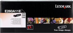 LEXMARK ORIGINAL - Lexmark E260A11E Noir (3500 pages) Toner de marque