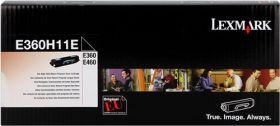 LEXMARK ORIGINAL - Lexmark E360H11E Noir (9000 pages) Toner de marque