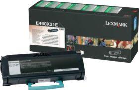 LEXMARK ORIGINAL - Lexmark E460X31E Noir (15000 pages) Toner de marque
