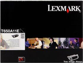 LEXMARK ORIGINAL - Lexmark T650A11E Noir (7000 pages) Toner de marque