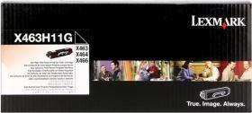 LEXMARK ORIGINAL - Lexmark X463H11G Noir (9000 pages) Toner de marque