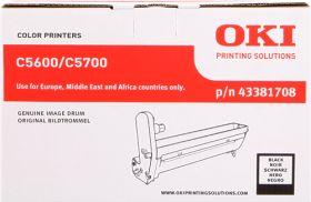 OKI ORIGINAL - OKI 43381708 Noir (20000 pages) Tambour de marque