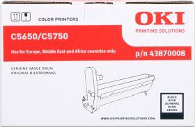 OKI ORIGINAL - OKI 43870008 Noir (20000 pages) Tambour de marque