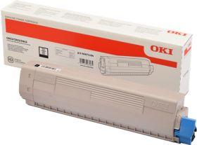 OKI ORIGINAL - OKI 46471104 Noir (7000 pages) Toner de marque