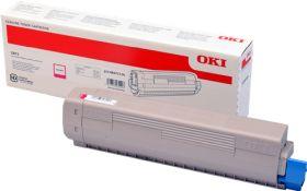 OKI ORIGINAL - OKI 46471114 Magenta (5000 pages) Toner de marque