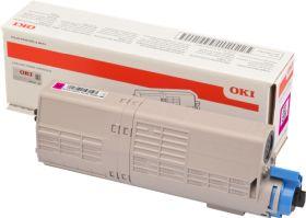 OKI ORIGINAL - OKI 46490402 Magenta (1500 pages) Toner de marque