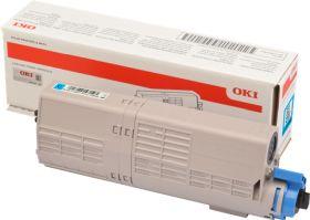 OKI ORIGINAL - OKI 46490403 Cyan (1500 pages) Toner de marque