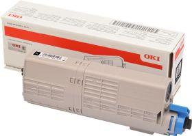 OKI ORIGINAL - OKI 46490404 Noir (1500 pages) Toner de marque