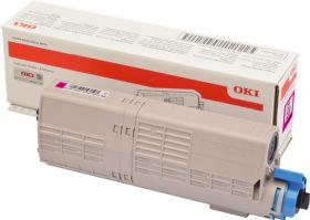 OKI ORIGINAL - OKI 46490606 Magenta (7000 pages) Toner de marque
