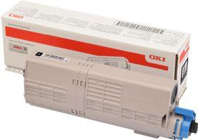 OKI ORIGINAL - OKI 46490608 Noir (7000 pages) Toner de marque