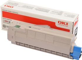 OKI ORIGINAL - OKI 46507508 Noir (6000 pages) Toner de marque